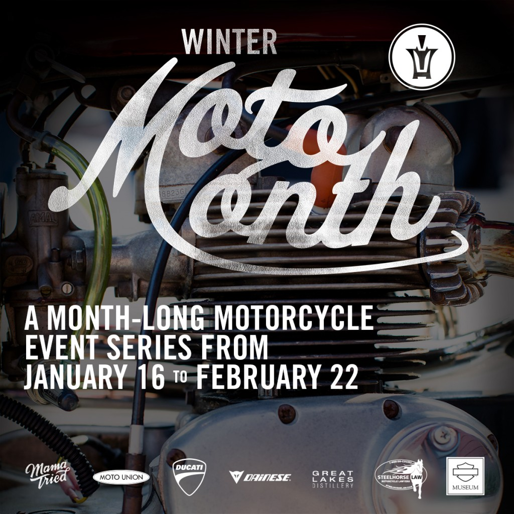 2015 Winter Moto Month in Milwaukee